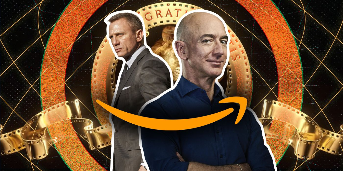 Why Amazon Buying the James Bond Series Is a Mistake