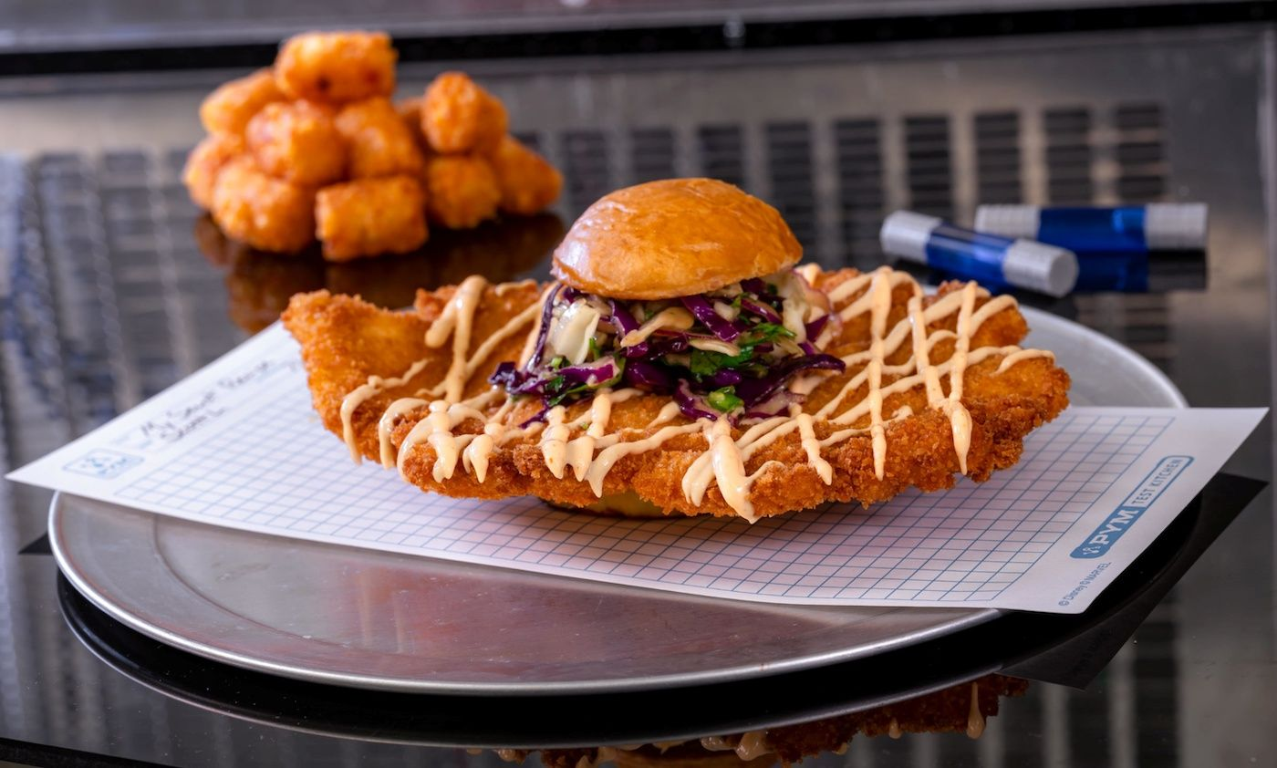 Avengers Campus Unveiled Menu for New Disneyland Addition