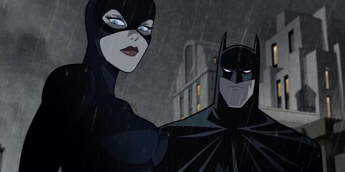 Batman: The Long Halloween Still from the Adaptation