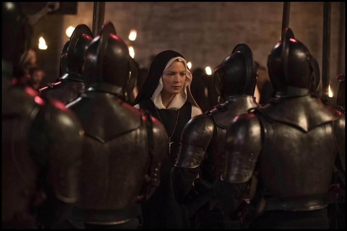 Benedetta: New Trailer Revels in Pleasure and Pain in Paul Verhoeven's Historical Drama