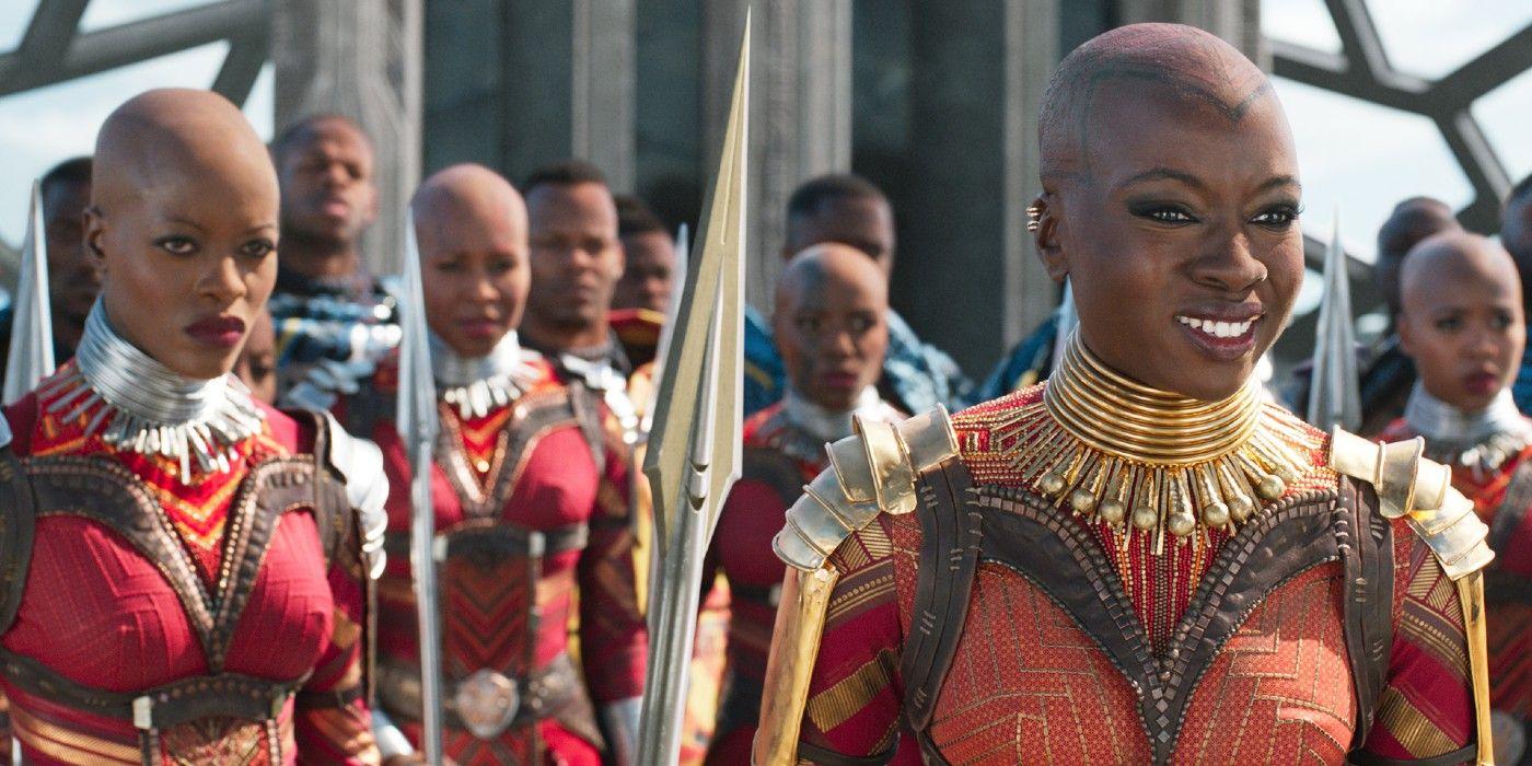 Black Panther TV Show Will Feature Danai Gurira's Okoye
