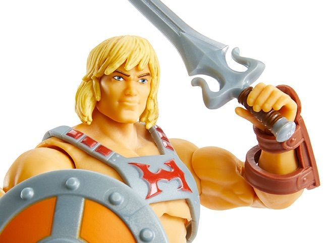 New Masterverse Toy Line Unveiled by Mattel