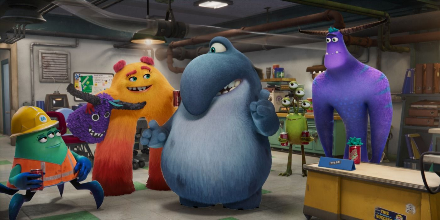 Monsters at Work Trailer Teases a New World of Laughter on Disney+