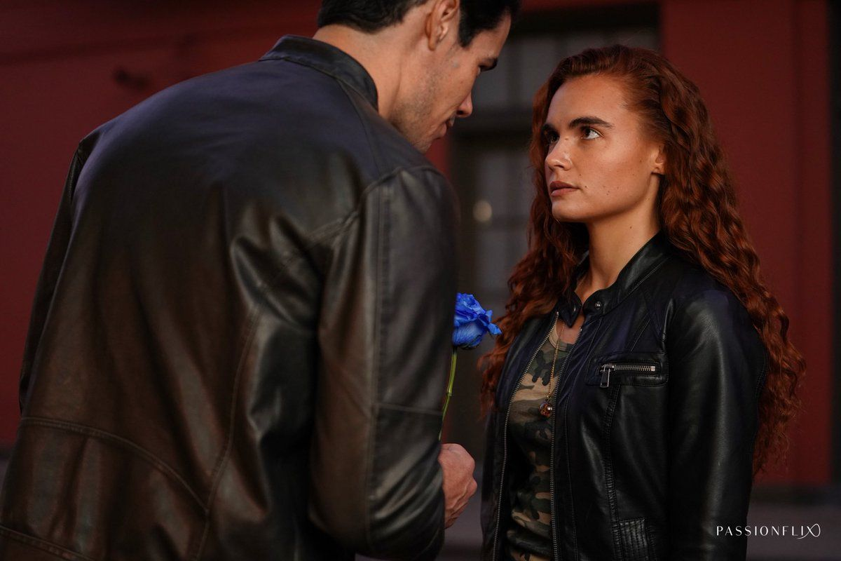 Wicked: Passionflix Trailer Reveals Anna Maiche in New Paranormal Romance Film