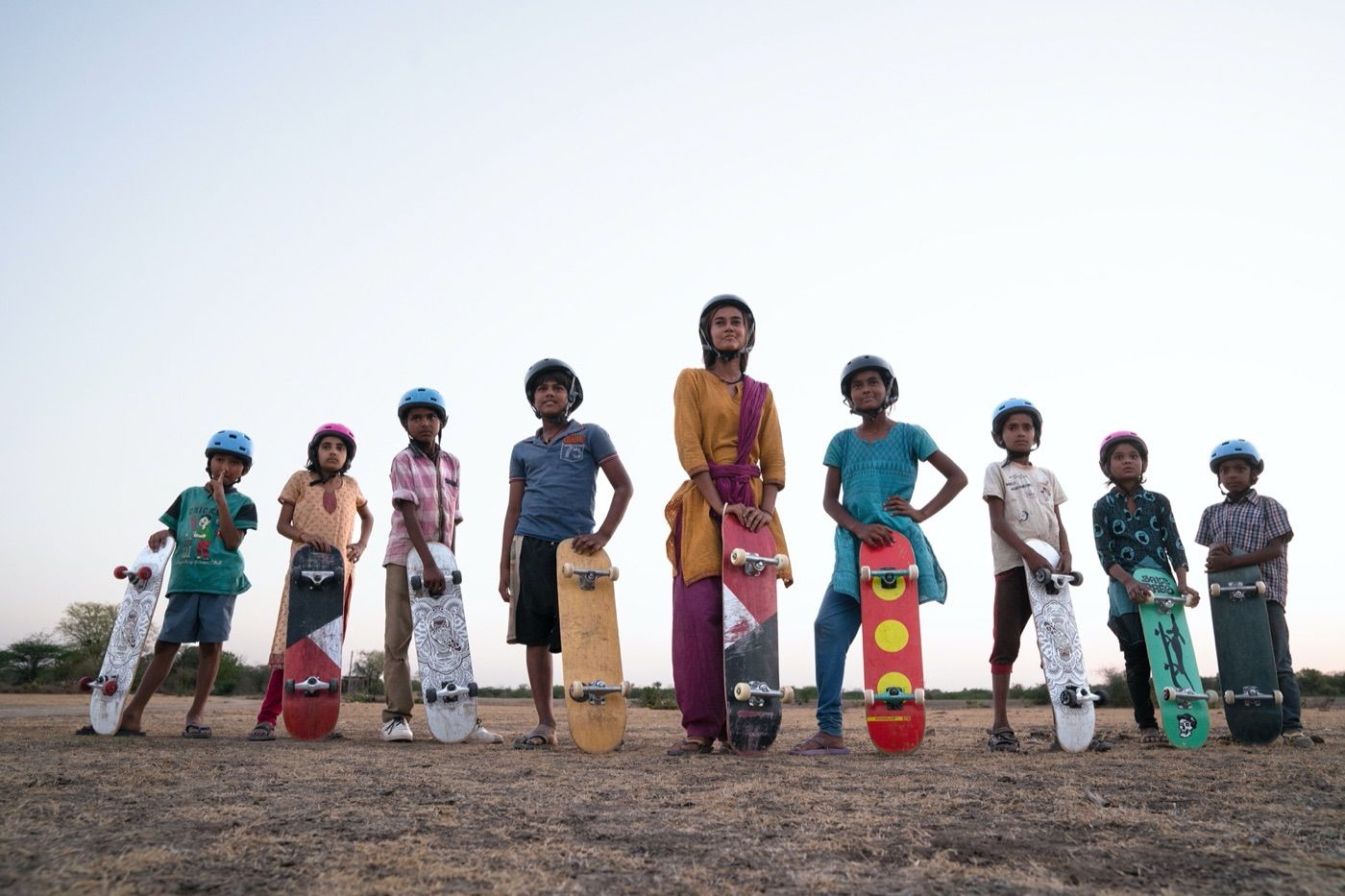 Skater Girl Trailer Reveals Netflix Release Date for Coming-of-Age Movie