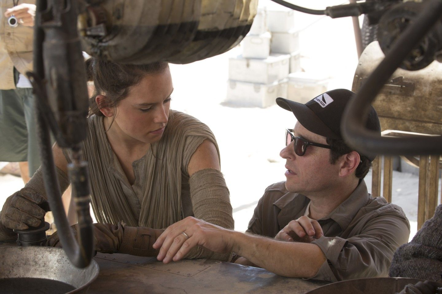 Should the Star Wars Sequel Trilogy Have Been Planned Out? JJ Abrams Answers