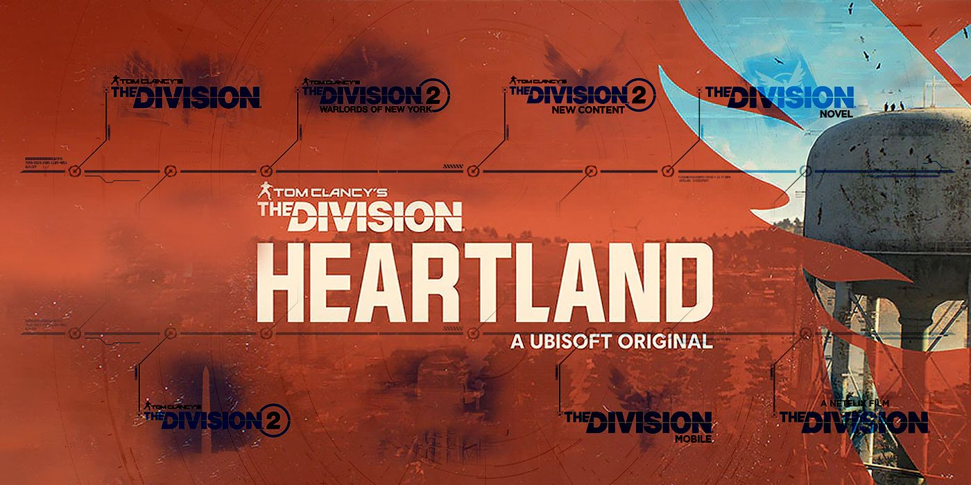Fortnite Can You Go Down A Division Ubisoft Announces Tom Clancy S The Division Heartland Free To Play Game