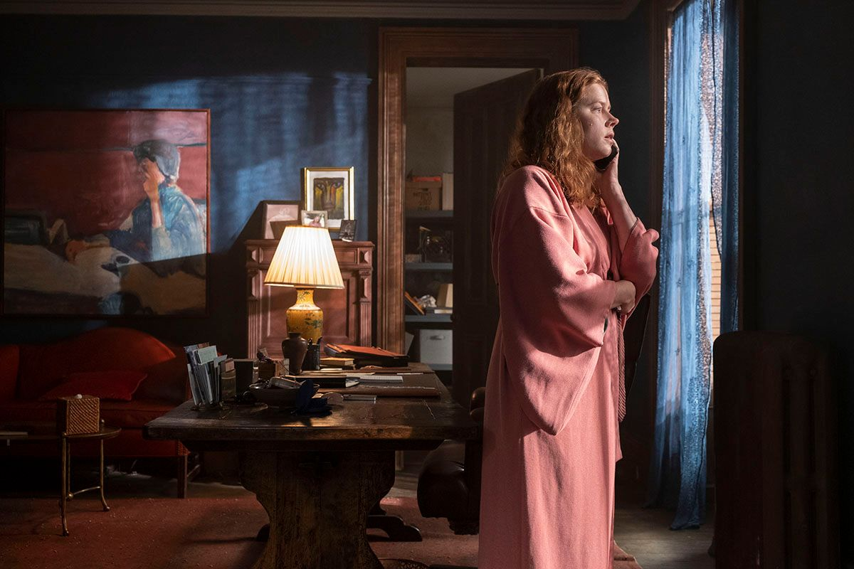 The Woman in the Window Review: Amy Adams Leads Stale Hitchcock Riff