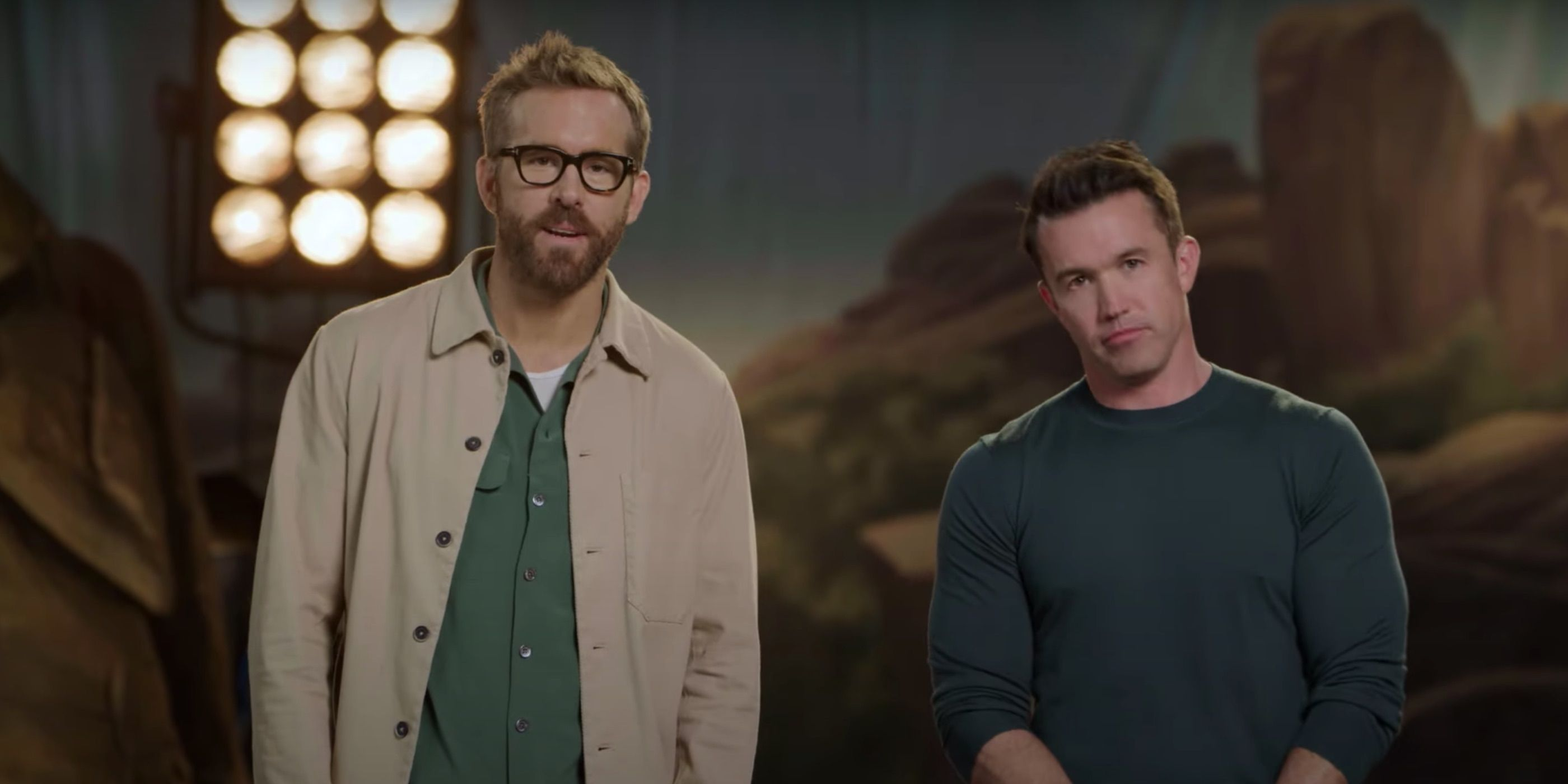 Ryan Reynolds & Rob McElhenney Are Making an FX Docuseries About Their Ownership of a Struggling Welsh Football Team