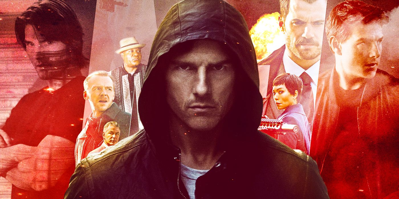 Starring Tom Cruise as a renowned secret agent, there are five Mission Impossible films in the franchise with a rating of 75.4%