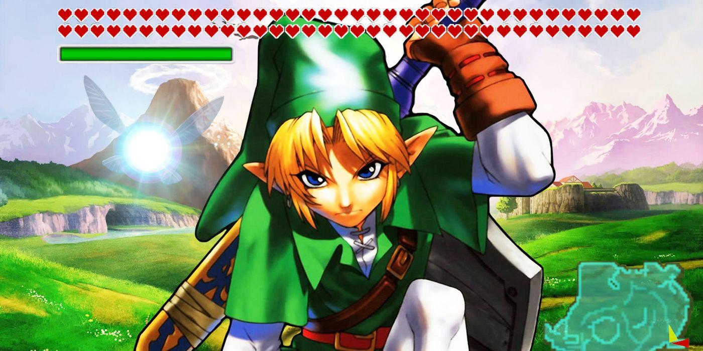 How Ocarina of Time Defined The Legend of Zelda Franchise