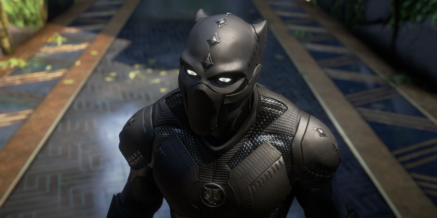 Avengers Game: Black Panther Release Date Revealed With Free DLC