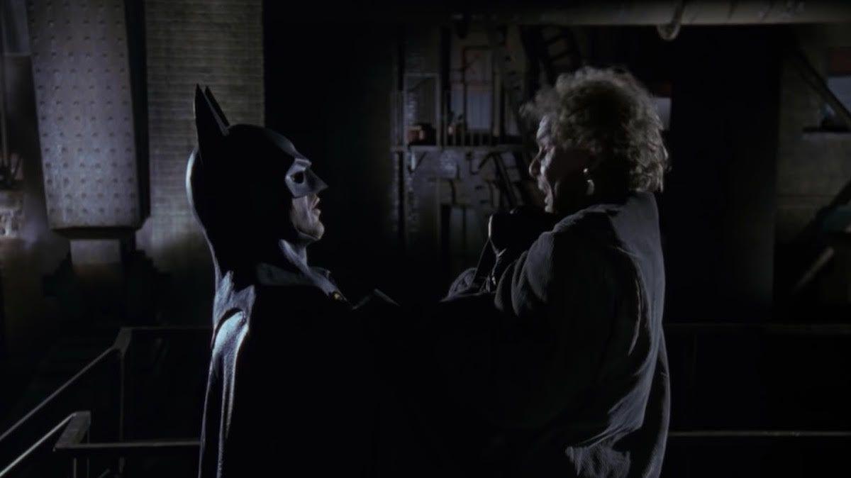 "Best Michael Keaton Batman Moments: From ""I'm Batman"" to His Unmasking"