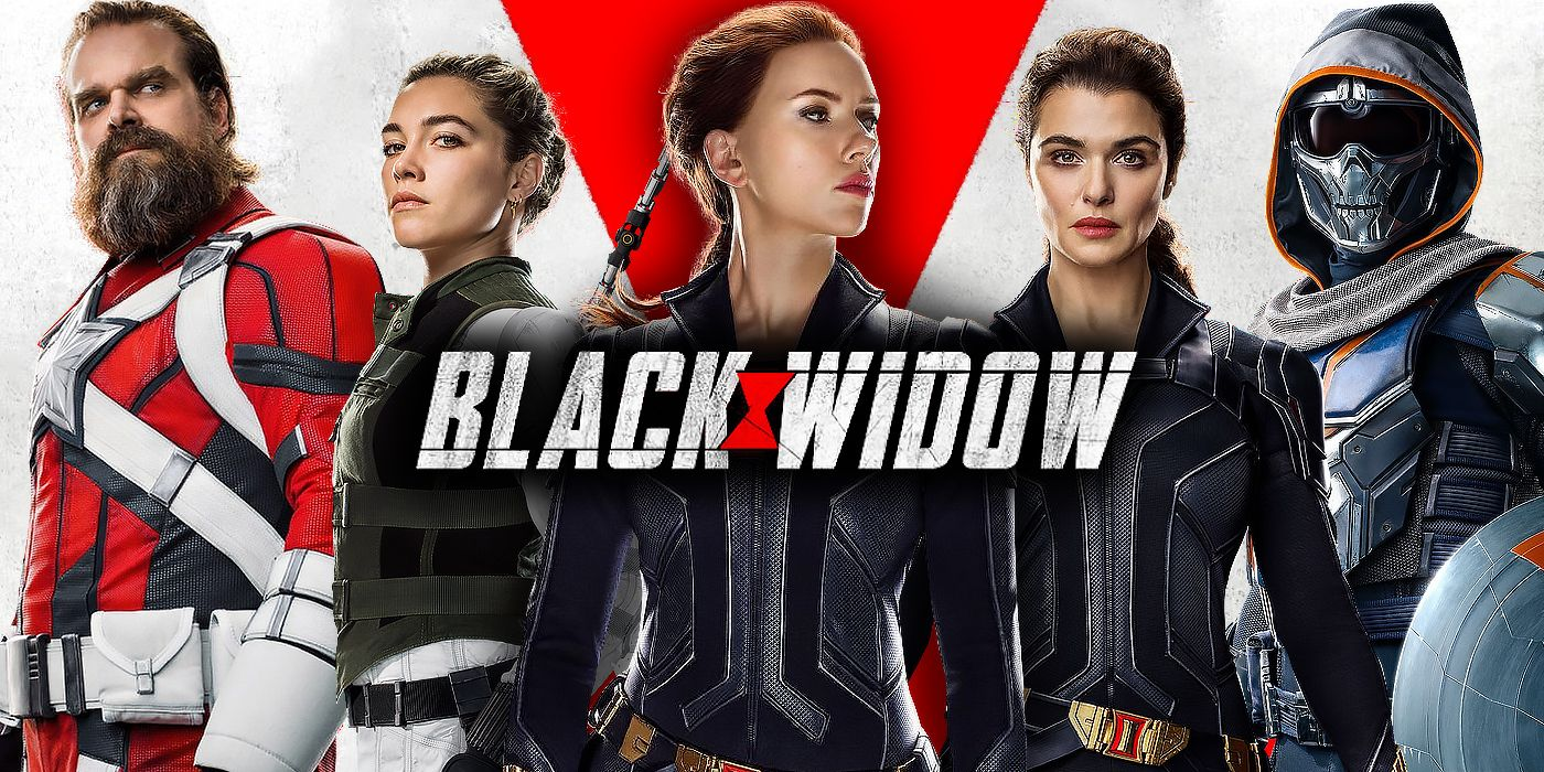 Black Widow Cast: A Guide to Every MCU and Comics Actor