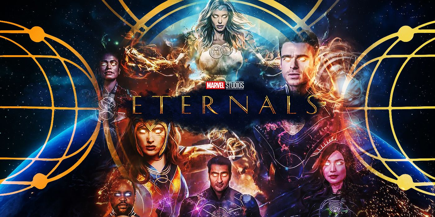 Eternals Characters & Cast Guide: Who Are the New MCU Heroes?