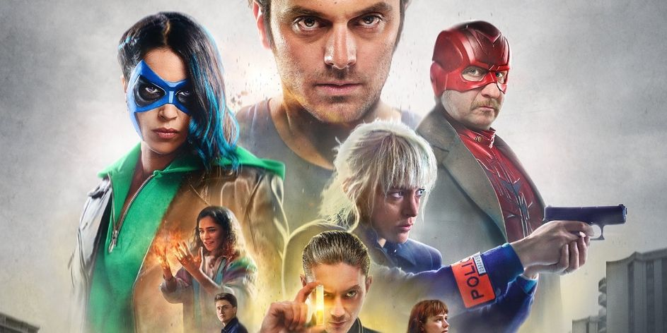 How I Became a Superhero Trailer Offers a High-Intensity Take on People With Superpowers