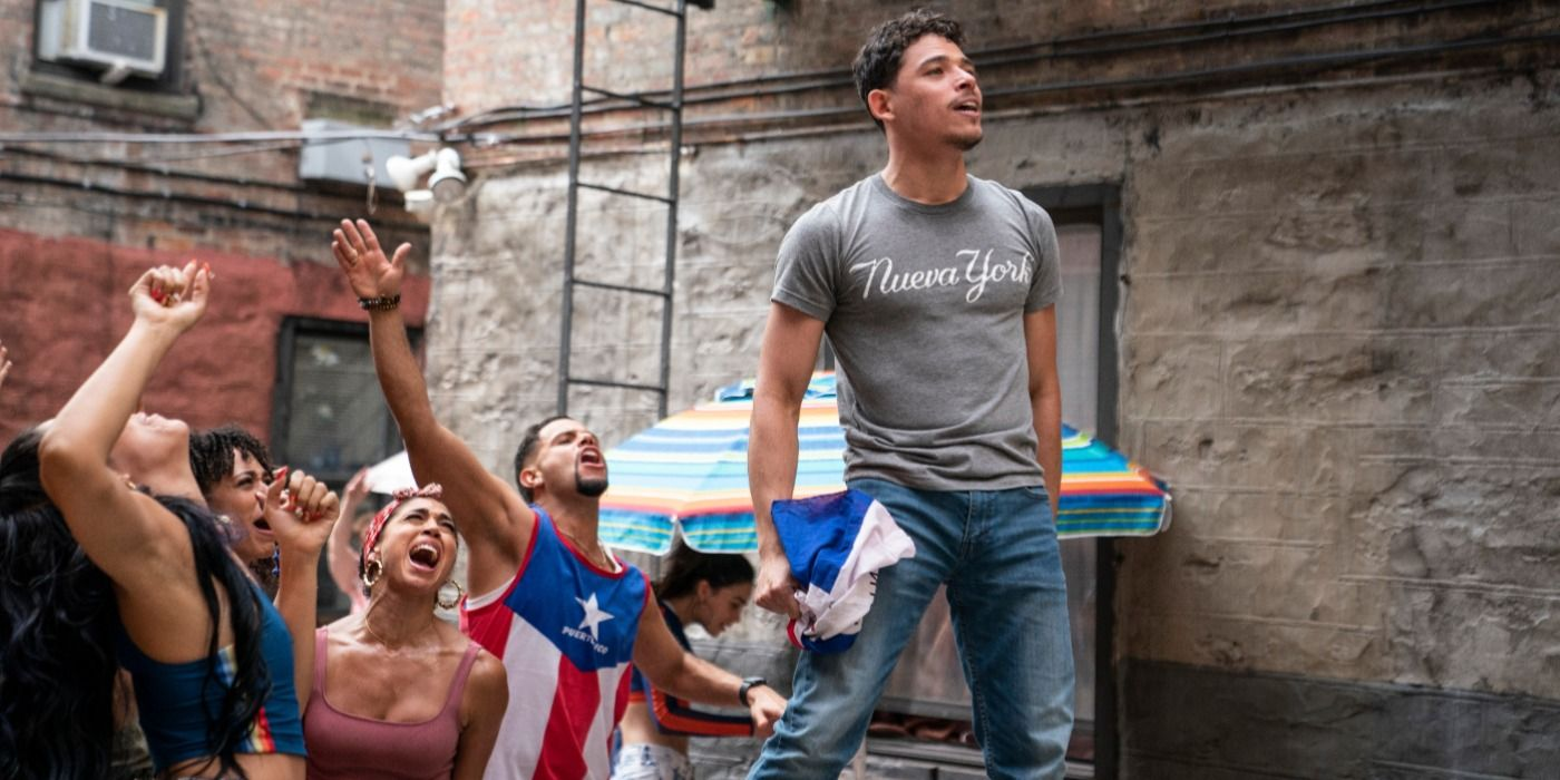 In the Heights Digital, 4K Blu-ray Release Date and Bonus Features Revealed