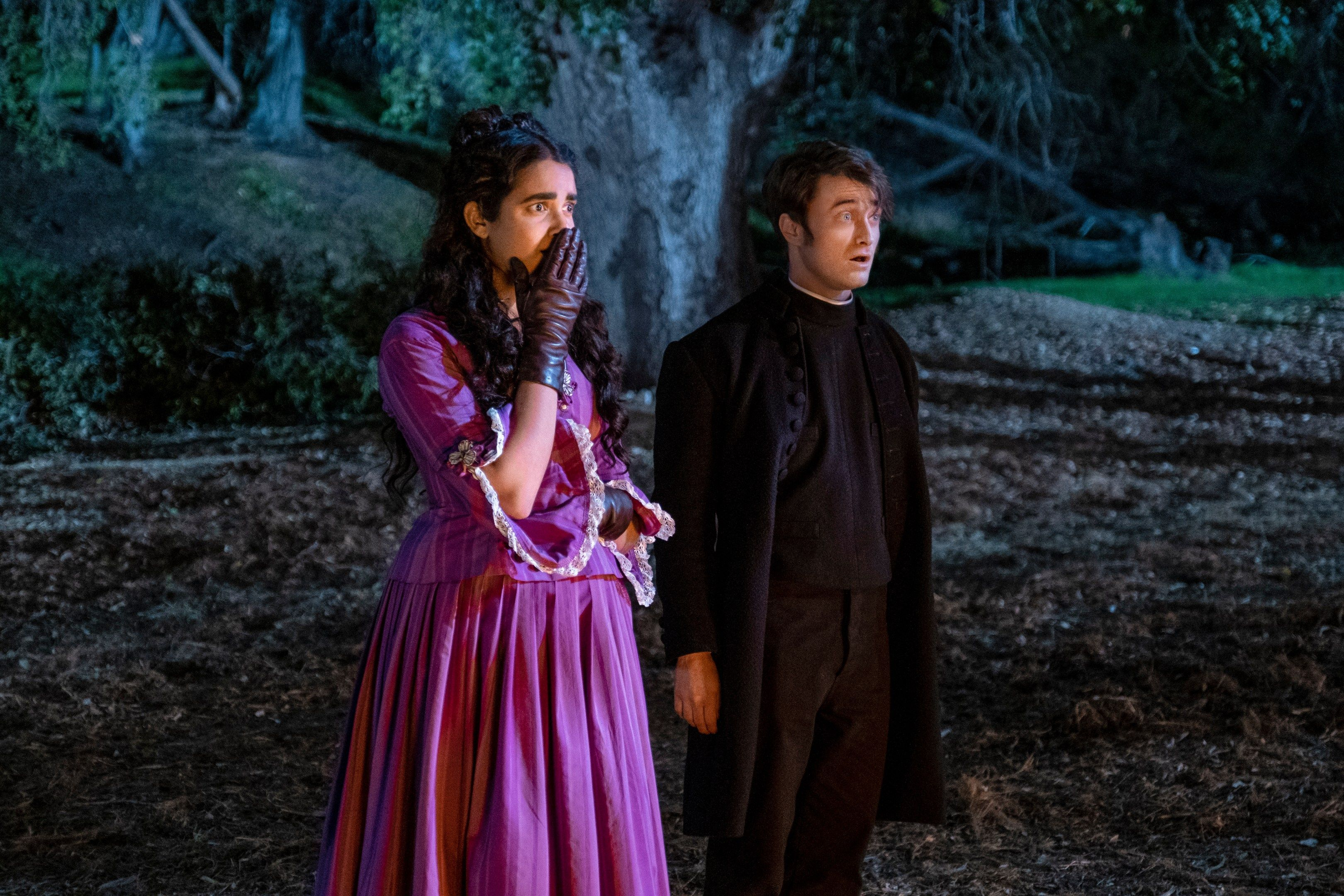 Miracle Workers Season 20 Trailer Teases Old West Setting