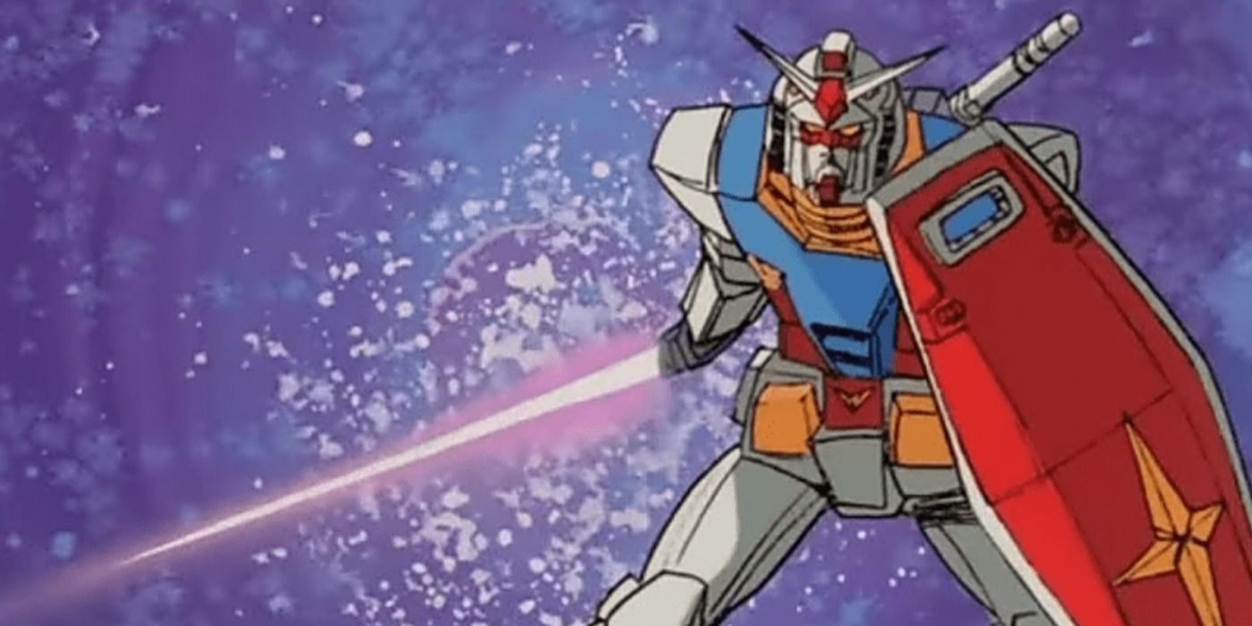 New Mobile Suit Gundam TV Show Coming in 2022