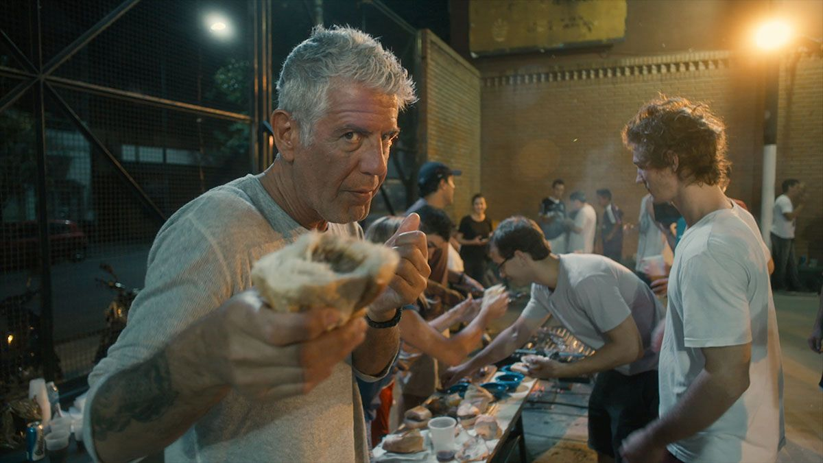 Roadrunner: A Film About Anthony Bourdain Goes to Some Gross Places | Review