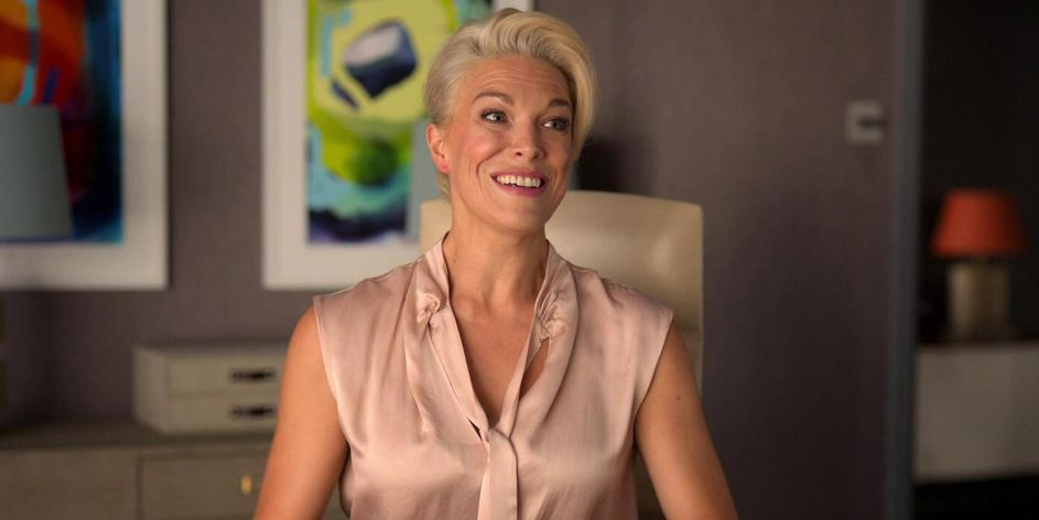 Ted Lasso: Hannah Waddingham Discusses Rebecca's Backstory