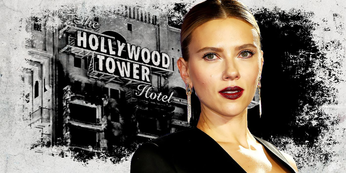 Scarlett Johansson to Produce and Star in 'Tower of Terror' Movie for Disney