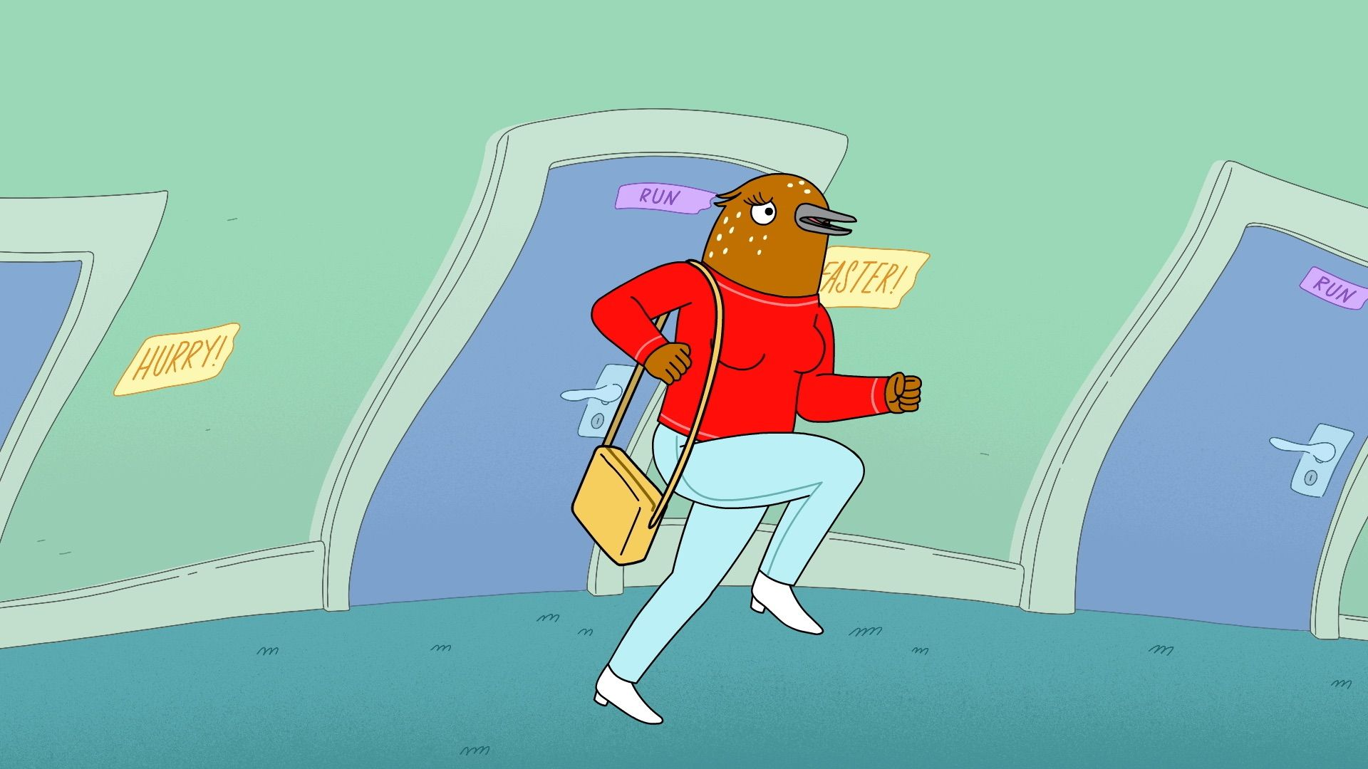 Rick and Morty and Tuca & Bertie Creators on the State of Animation Today