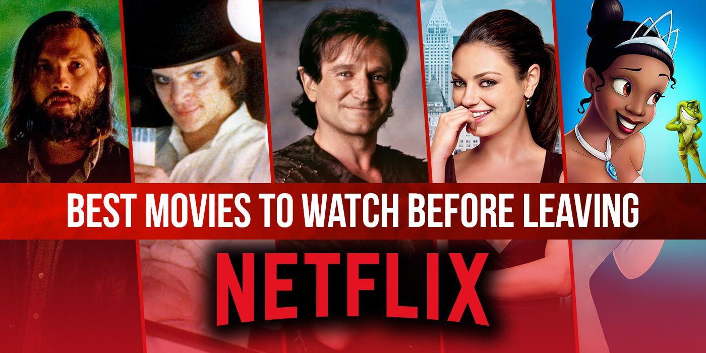 Best Movies Leaving Netflix in July 20 – Global Circulate