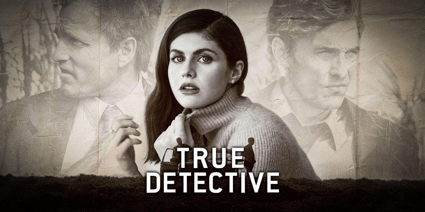 Detective daddario true alexandra What Is