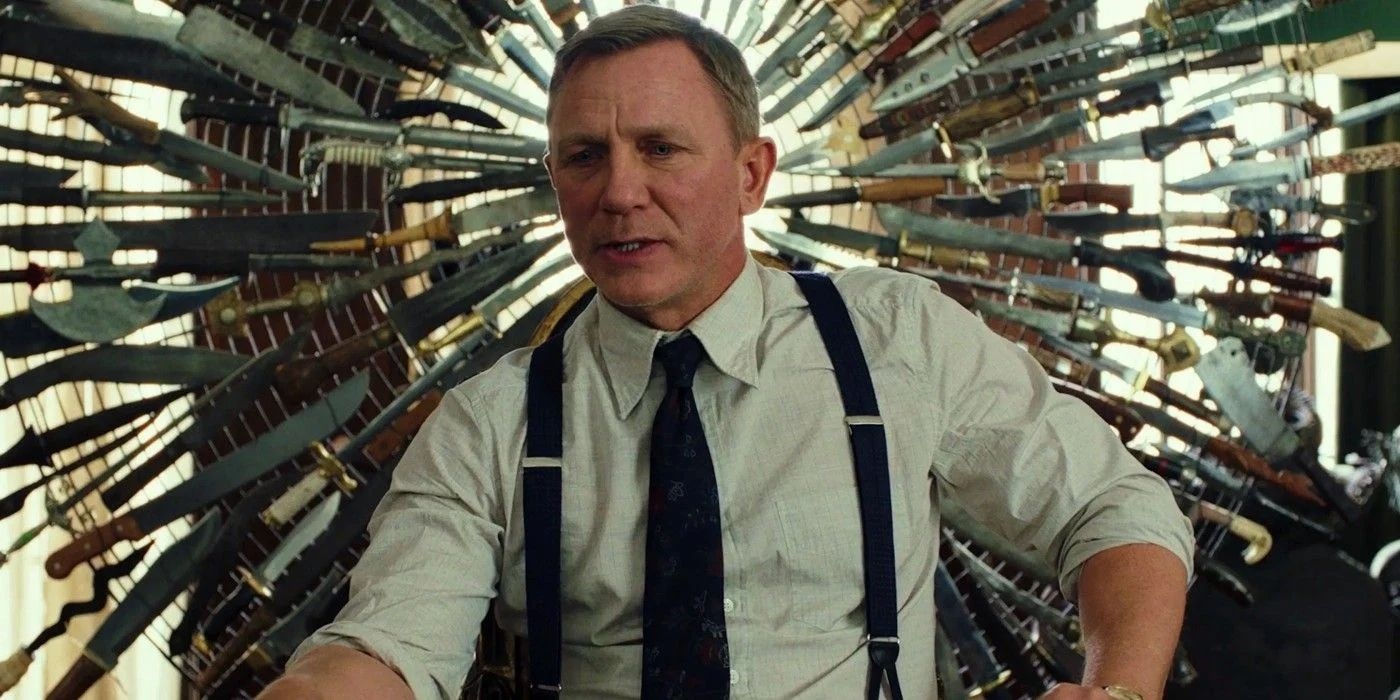 Daniel Craig Salary Revealed for Knives Out Sequels, and Other Star Salaries - Collider