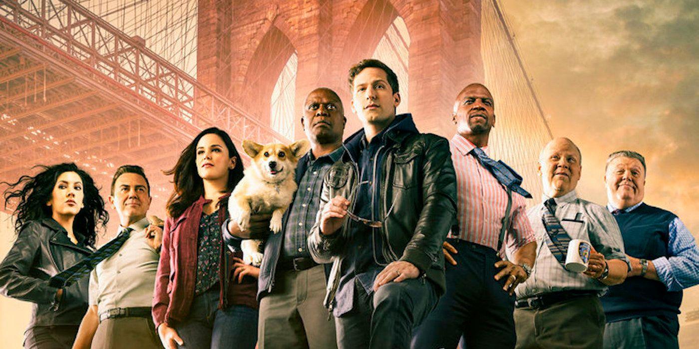 Brooklyn Nine-Nine's Final Season Poster Presents the Team Ready for One  Last Ride