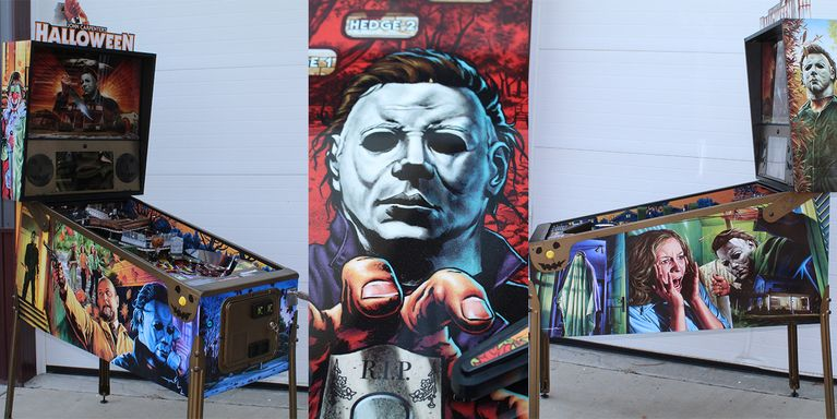 Halloween Pinball: Price, Specs, and Images Revealed for New Spooky Pinball  Machine