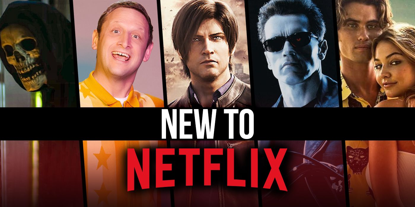 Here is What's New to Netflix in July 2021