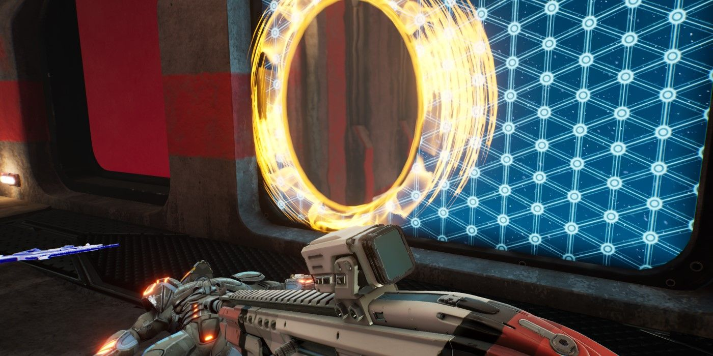 Splitgate Release Date Delayed Because Beta Is So Popular - Collider