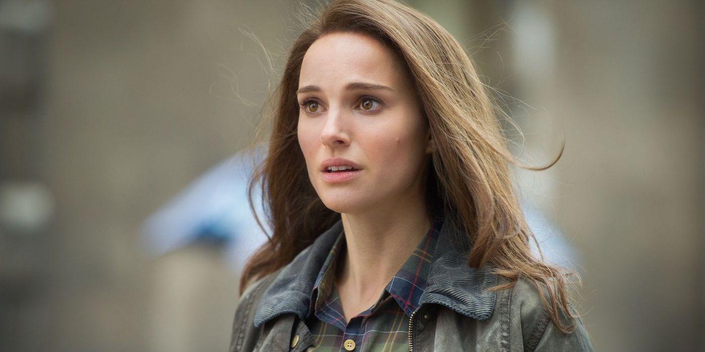 Natalie Portman Abandons 'Days of Abandonment,' Project Abandoned –