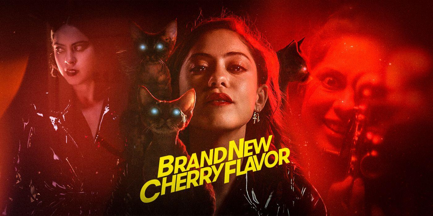 Not So 'Brand New' Cherry Flavor