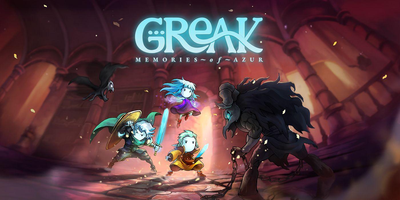 Greak: Memories of Azur Platformer Gets Release Date and Switch Demo - Collider