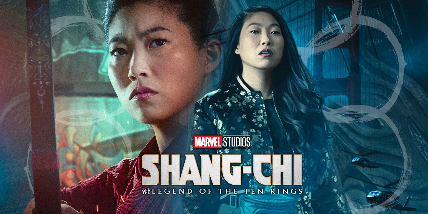 Awkwafina on Shang-Chi and Why She Always Wants to Make the Camera Person  Laugh