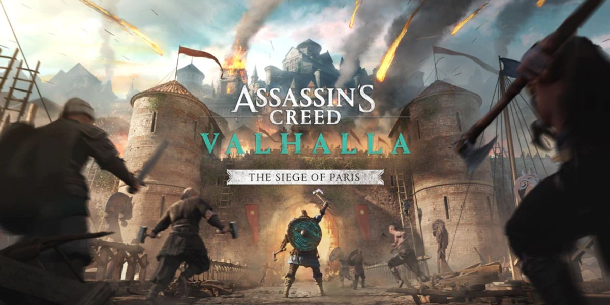 Assassin's Creed Valhalla: The Siege of Paris: How to Get Started - Collider.com