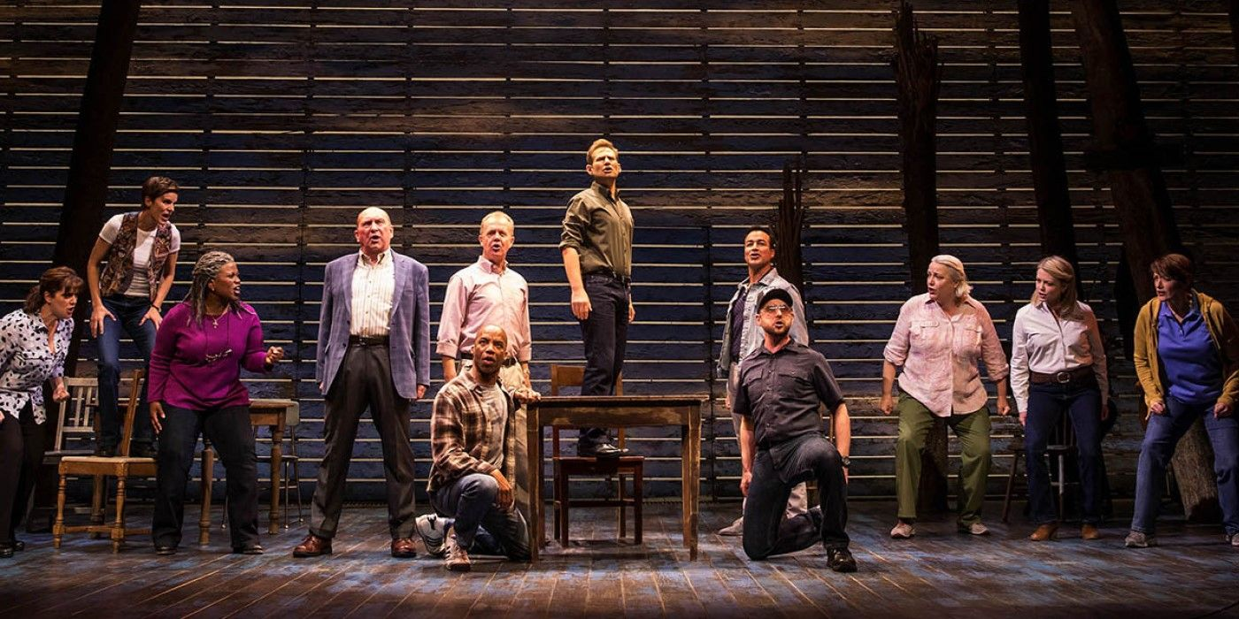 Come From Away Broadway Show Gets Release Date on Apple TV+ - Collider
