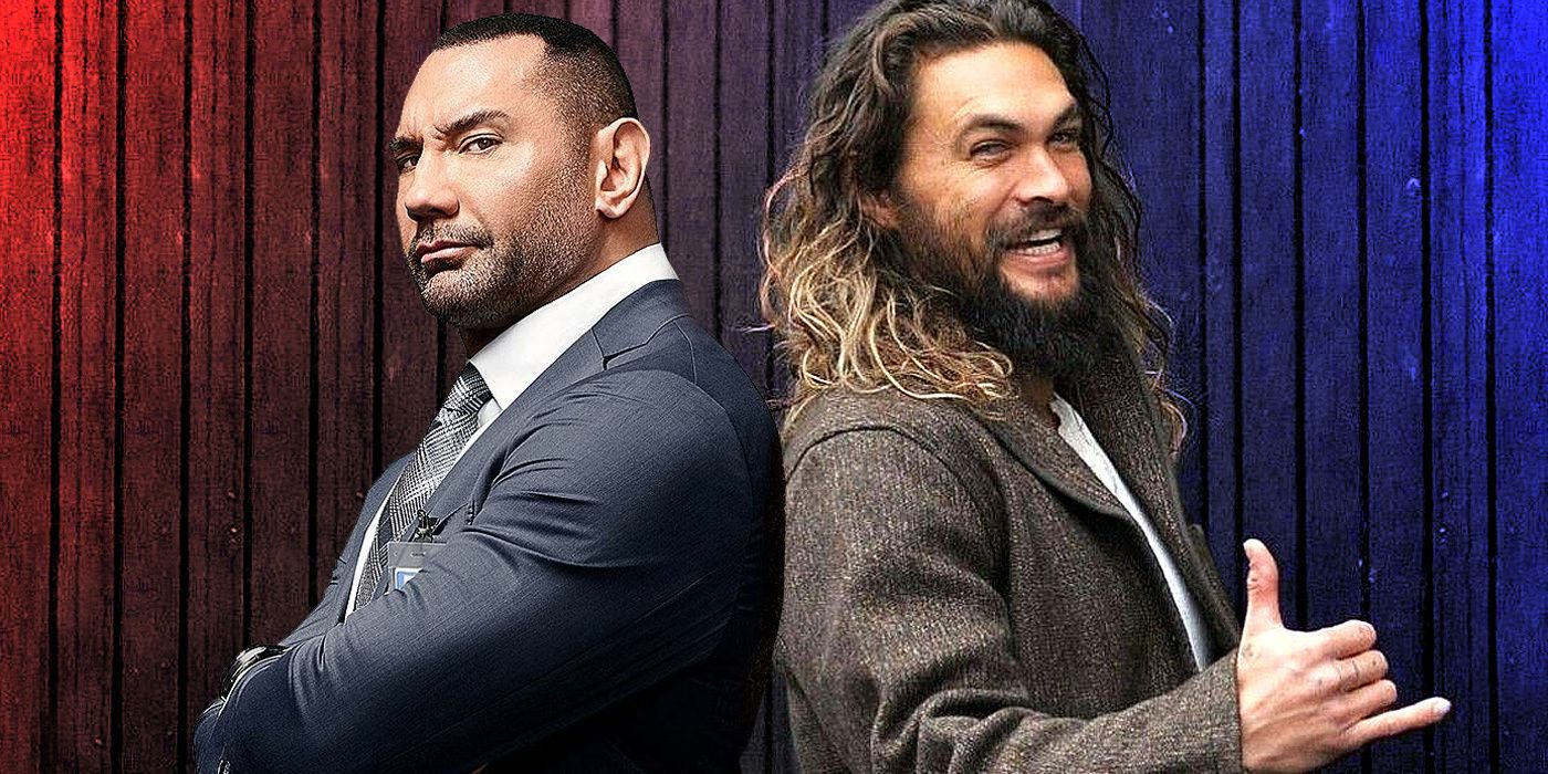 Jason Momoa Confirms He and Dave Bautista Are Working on That Buddy Cop Movie Idea