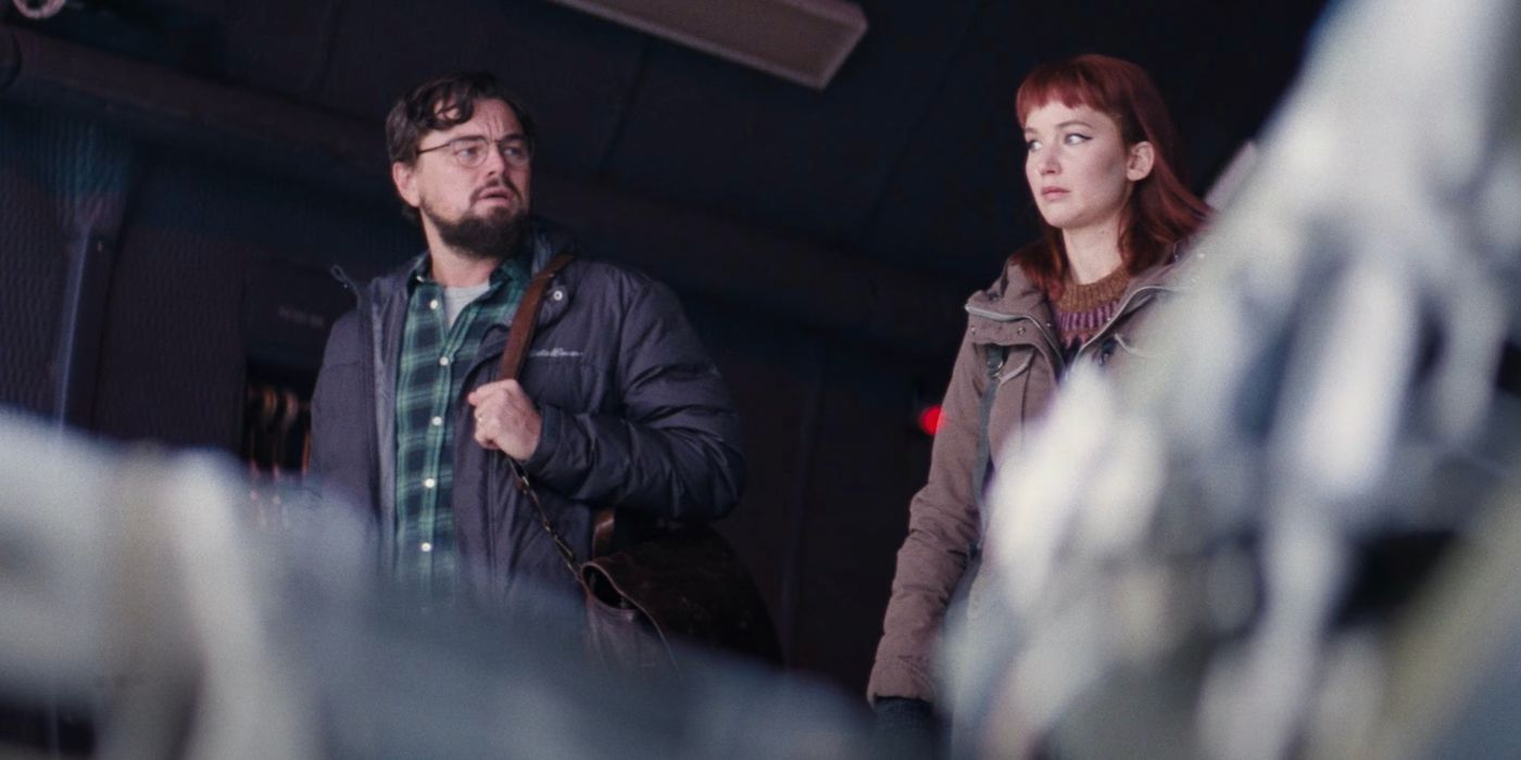 Don't Look Up: Release Date Revealed for Leonardo DiCaprio, Jennifer  Lawrence Netflix Movie