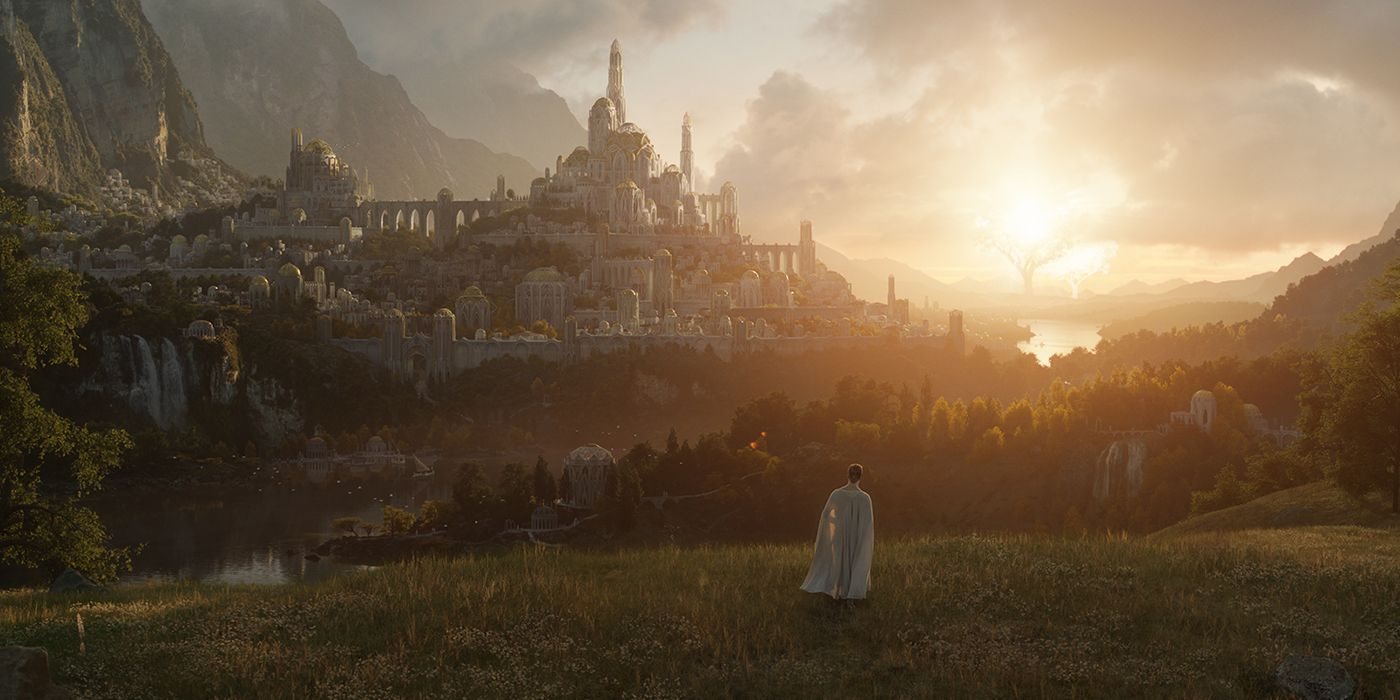 First 'Lord of the Rings' Series Image Reveals Amazon's Epic TV Adaptation