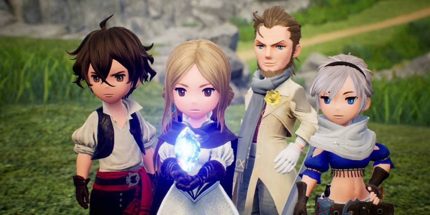 Bravely Default 2 Release Date Announced for Steam - Collider
