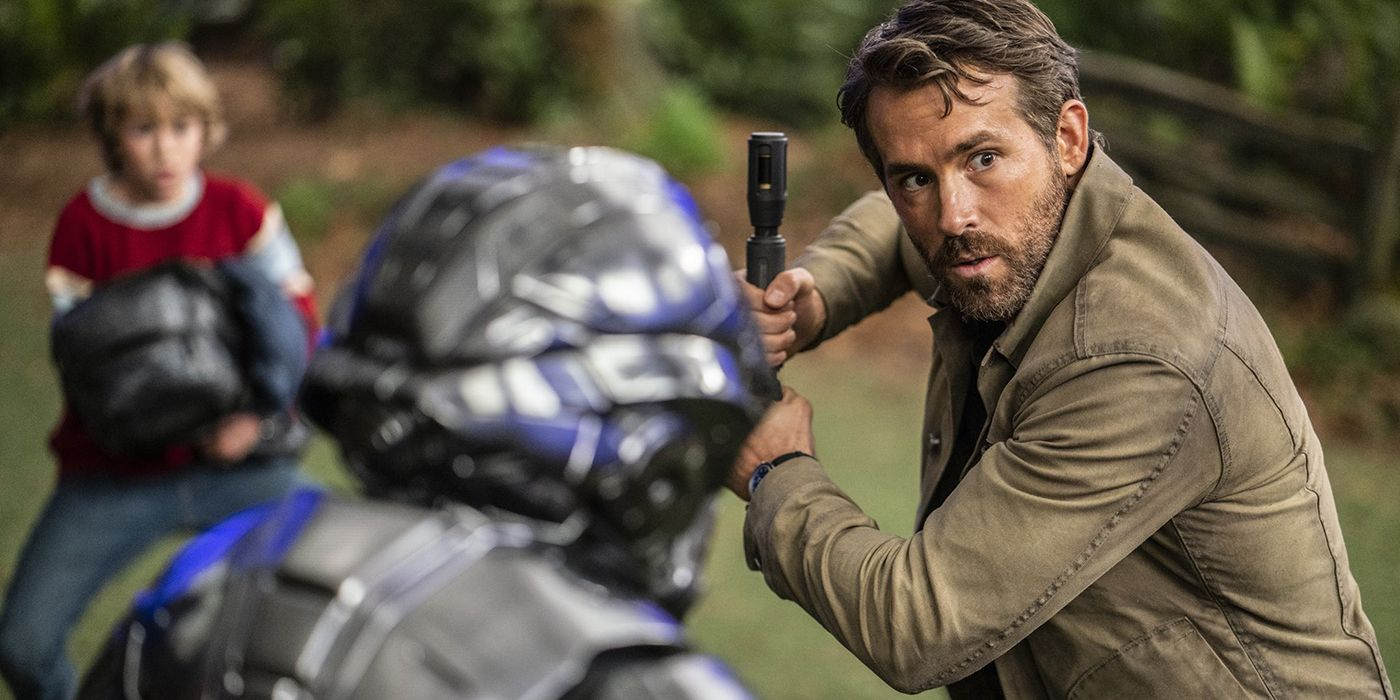 The Adam Project: Release Date Teased for Ryan Reynolds and Shawn Levy's Netflix Movie - Collider.com
