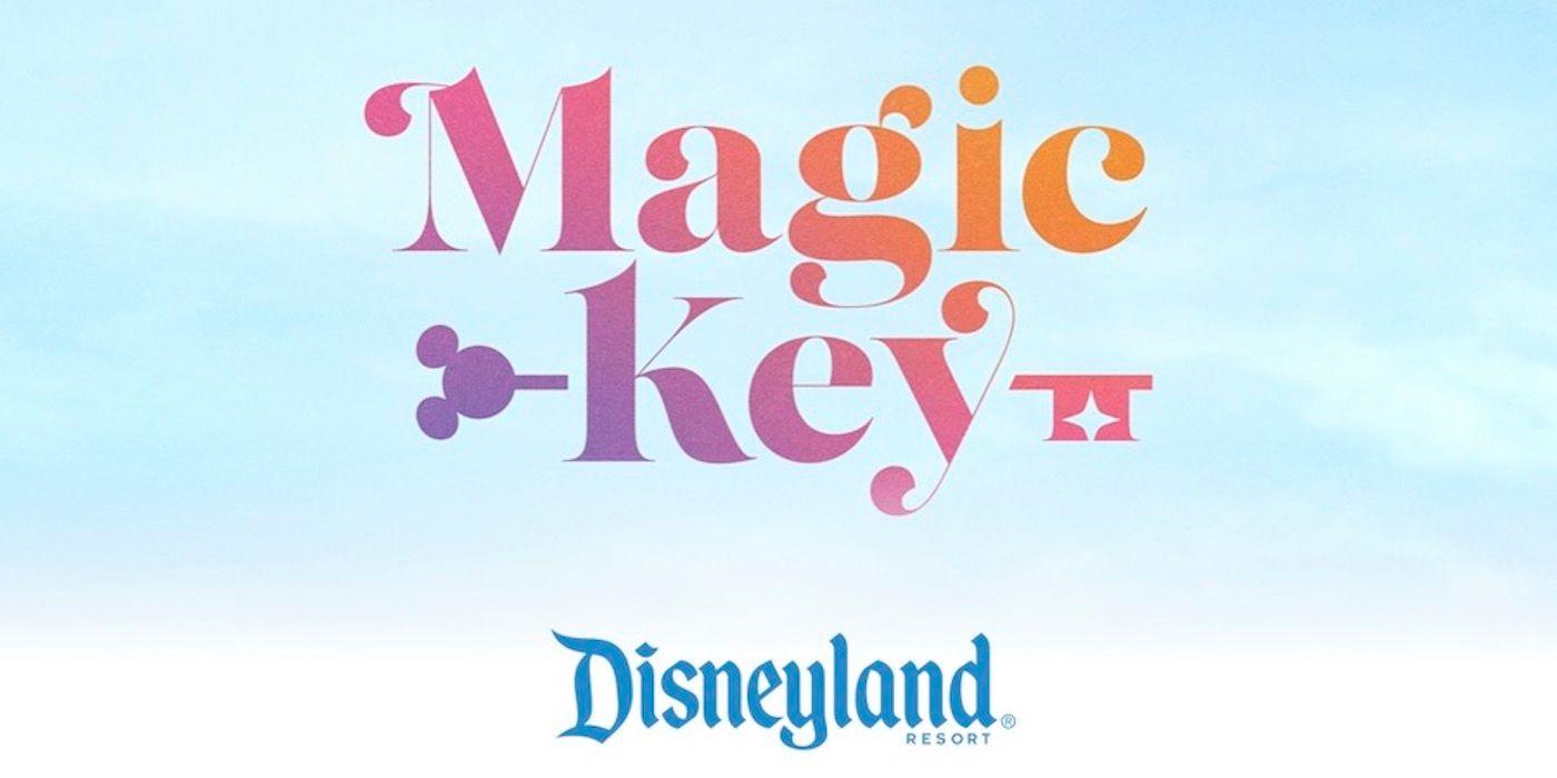 Disneyland Announces New Annual Pass Program, Magic Key – Gamers Grade