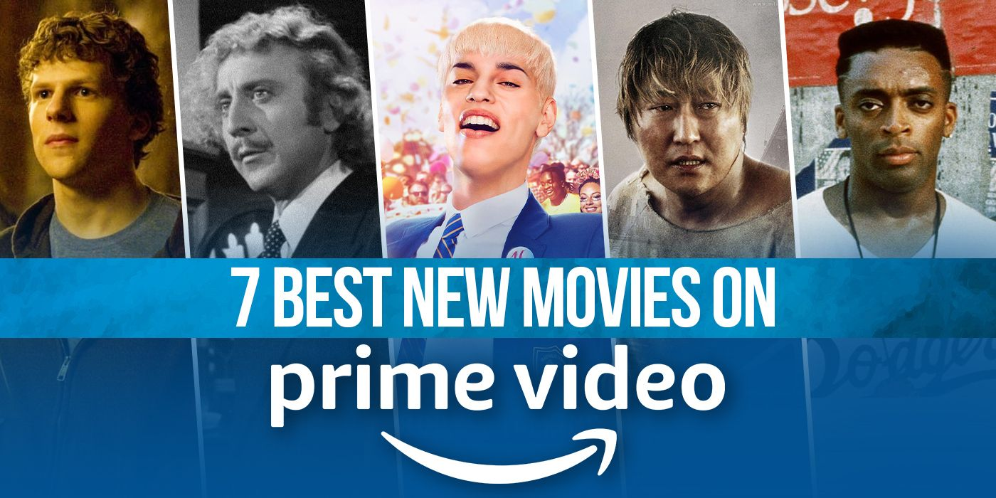 20 Best New Movies on Amazon Prime Video in September 20