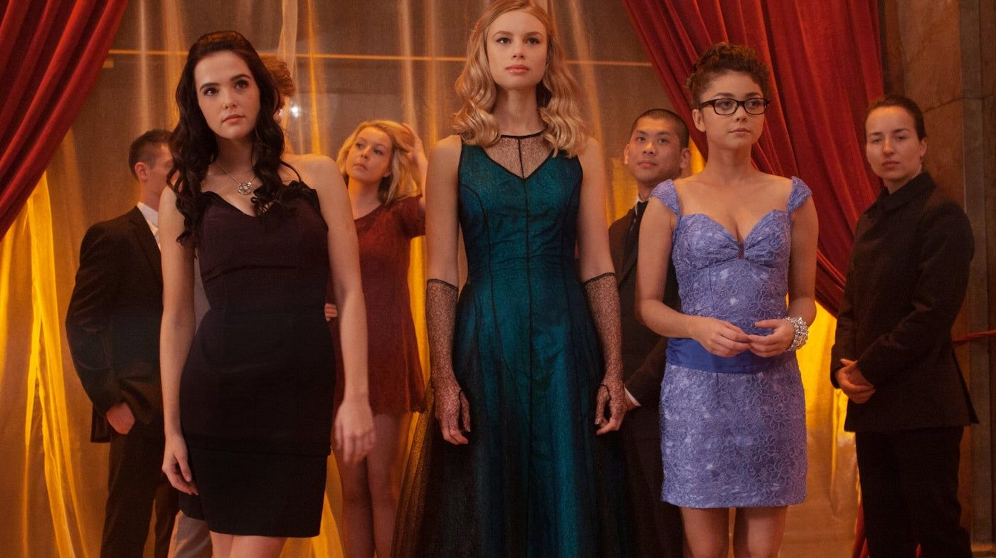 Why The Vampire Academy Movie Isn't That Bad