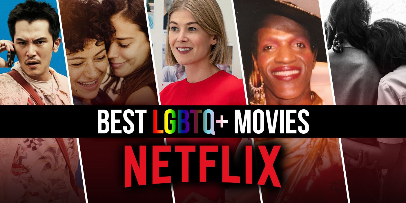 20 Best LGBTQ+ Movies on Netflix Right Now September 20 ...