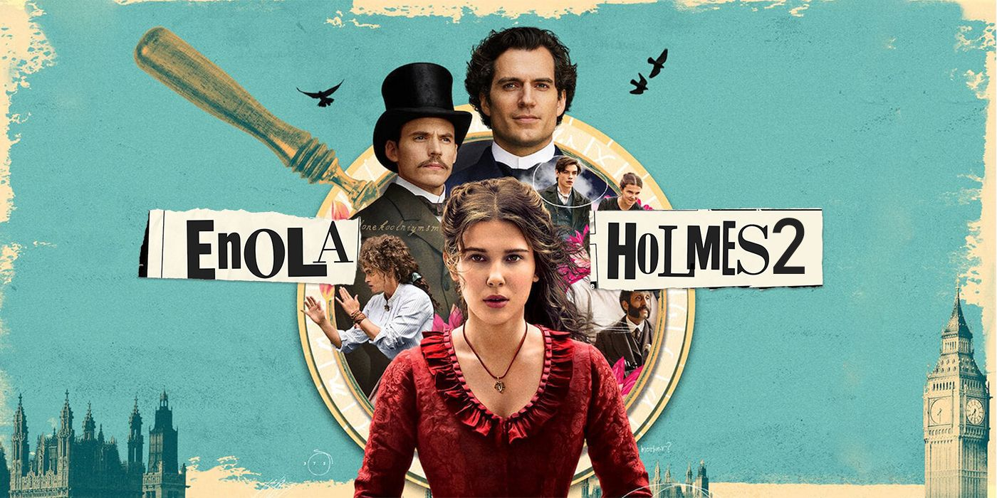 Enola Holmes 2: Millie Bobby Brown and Henry Cavill Are Back in Netflix  Sequel